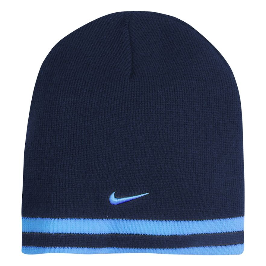 492f6c62259a9 Boys Nike Reversible Striped Beanie Hat