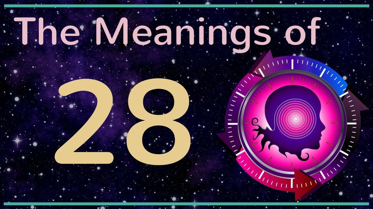 Numerology 28 The Numerology Meanings Of Number 28 Numerology Numbers Numerology Numerology Chart