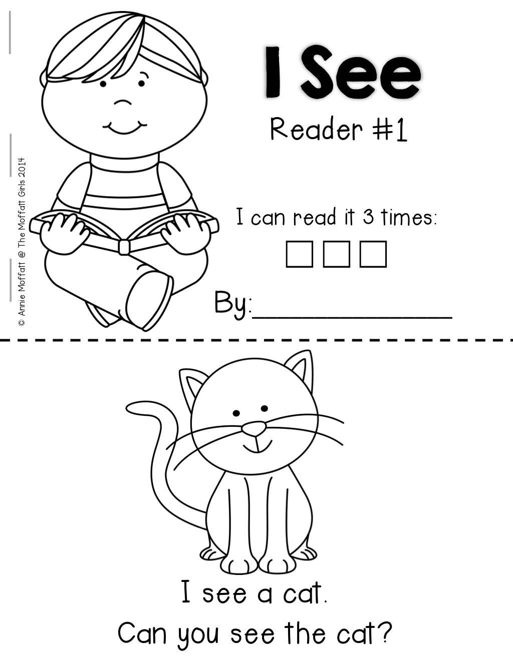 Emergent Readers Perfect For Beginning Readers These