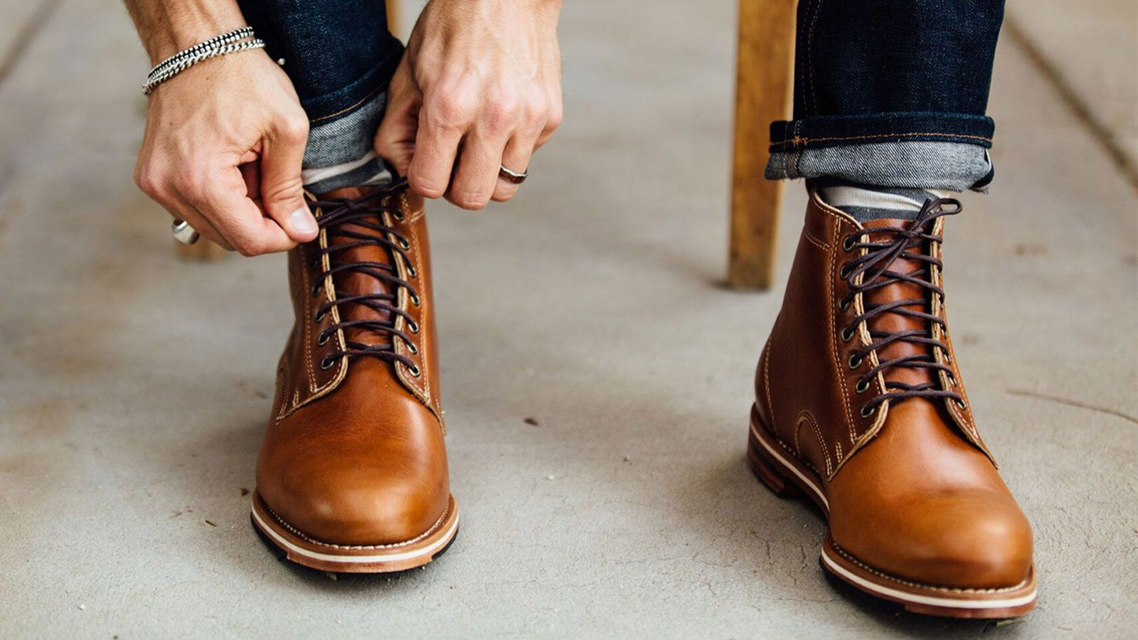 The Best Men's Leather Boots for Men to