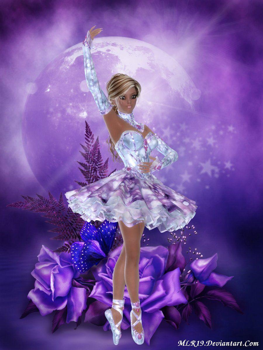 Ballerina 1 by MLR19.deviantart.com on @deviantART