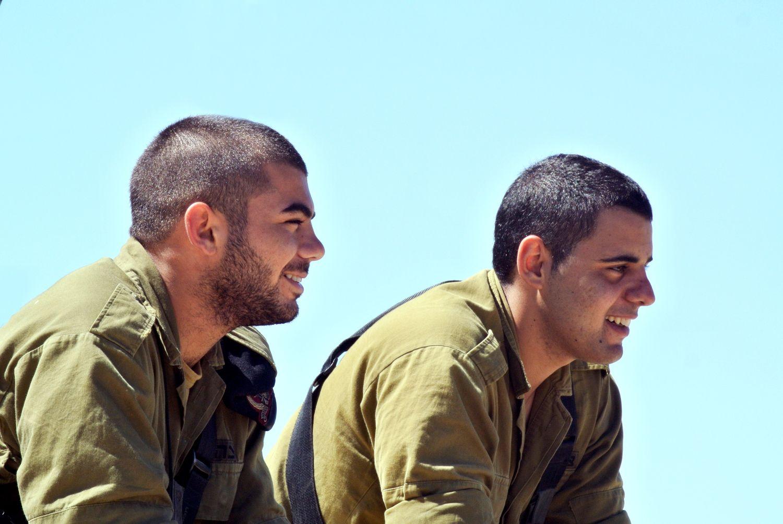 IDF - Israel Garin Bulger Photography