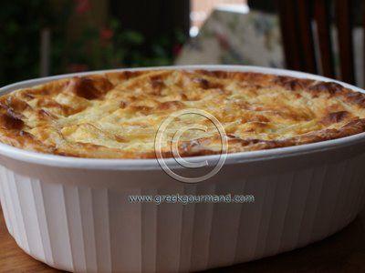 Pastitsio Perfection, Greek Food Recipes and Reflections, Toronto, Ontario, Canada