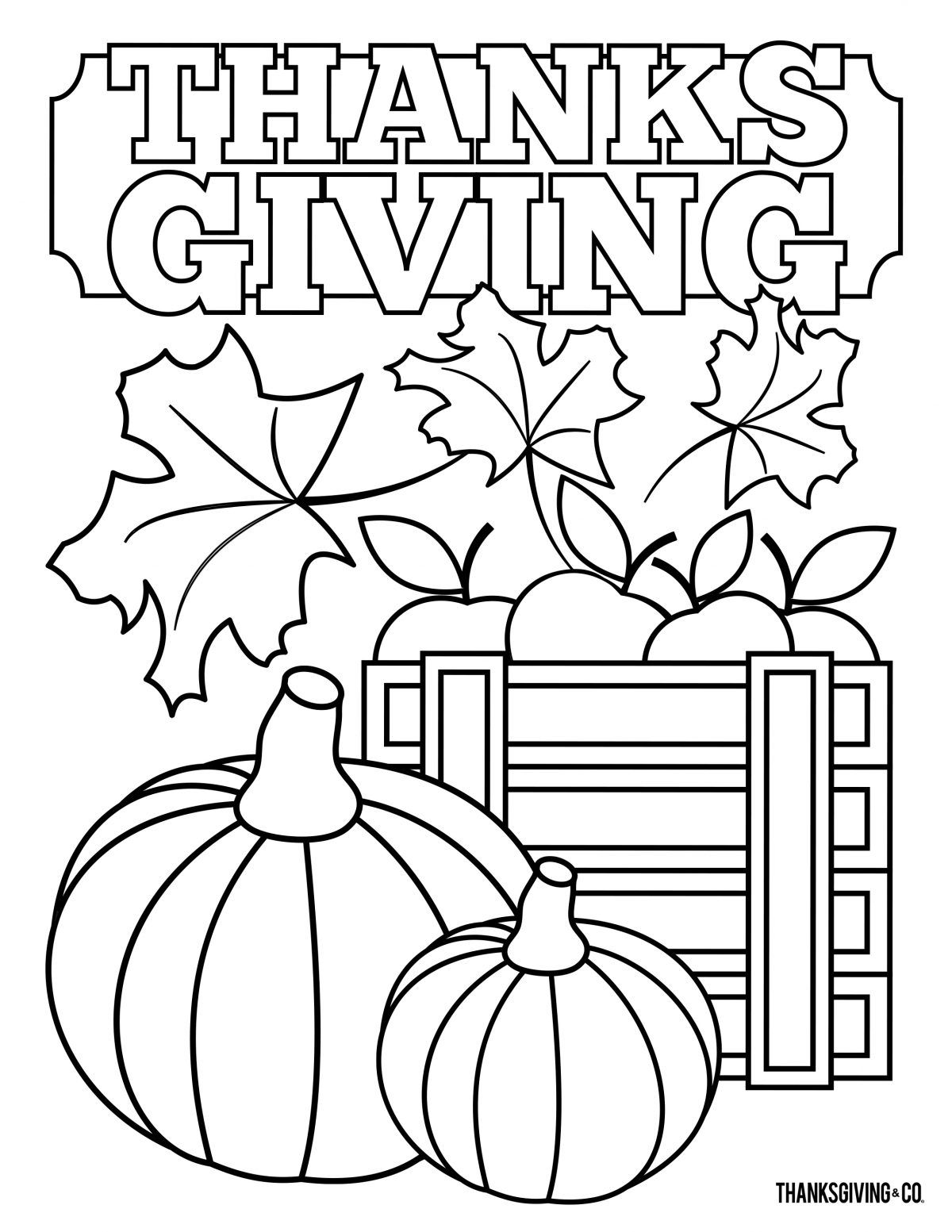 7 Thanksgiving Coloring Pages You Can Print Thanksgiving Coloring Pages Thanksgiving Coloring Sheets Pumpkin Coloring Sheet [ 1553 x 1200 Pixel ]