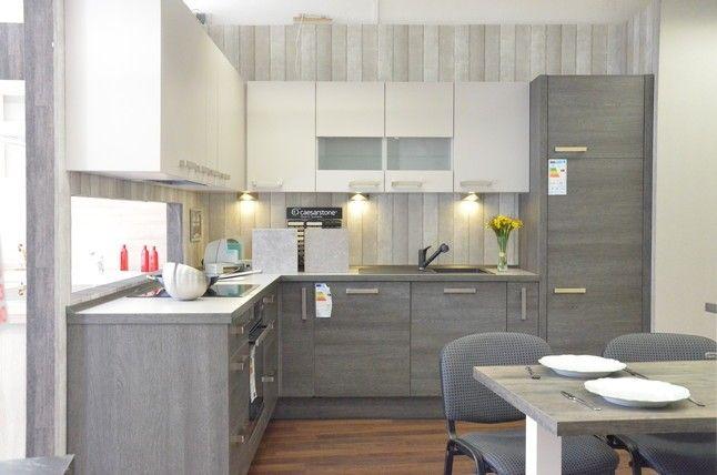 wohnideen für die moderne küche weiß hochglanz walnuss holz design - küchenzeile weiß hochglanz