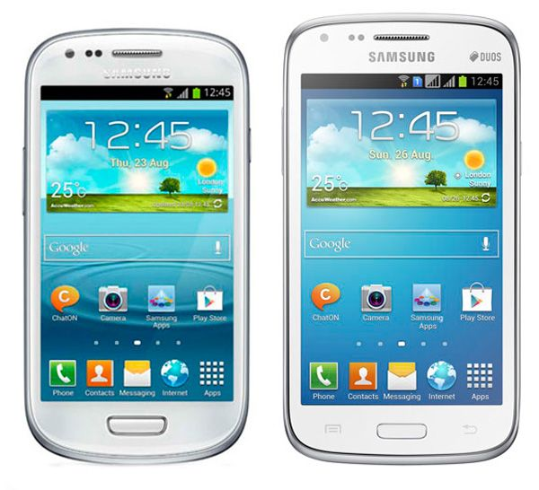 Samsung Galaxy Core Vs Samsung Galaxy S3 Mini Top Specs And Price Comparison Samsung Galaxy Samsung Galaxy S5 Samsung