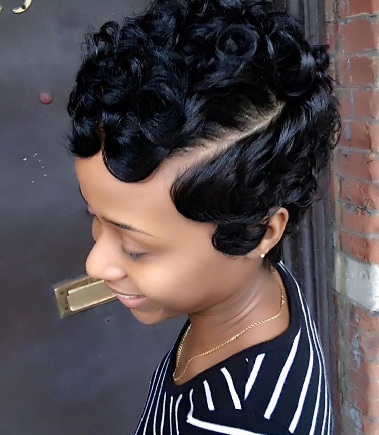 Ig Queen Nefer Brittany Full Pixie African American Hair