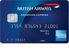 Uk Ae 001 British Airways American Express Credit Card Good Credit American Express Credit Card Member Card