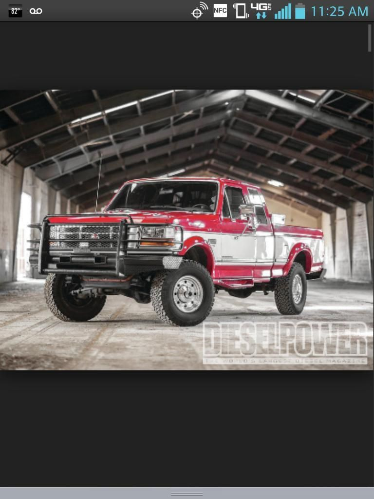 Lifted Red And White Two Tone Chevrolet Silverado Truck Chevrolet Trucks Diesel Trucks Silverado Truck