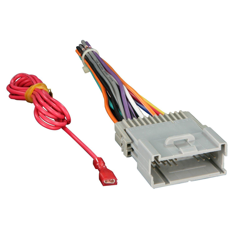 Metra 702003 Radio Wiring Harness For GM 9808 Harness