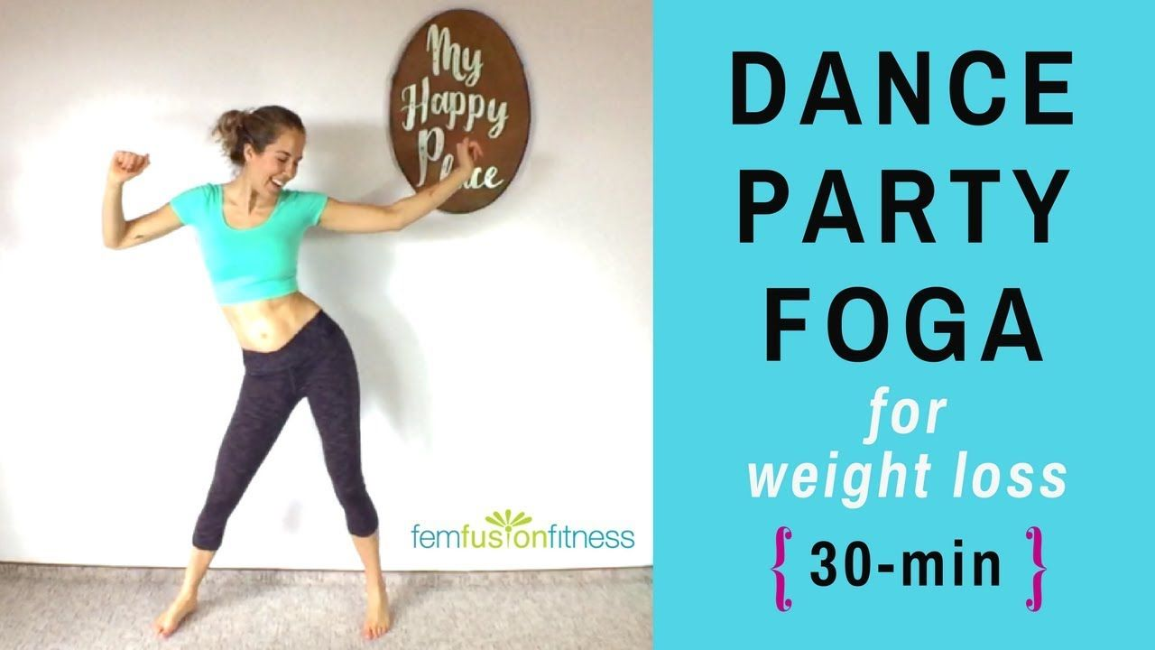 Low-Impact Cardio Dance Foga (Fitness + Yoga) | Workouts and