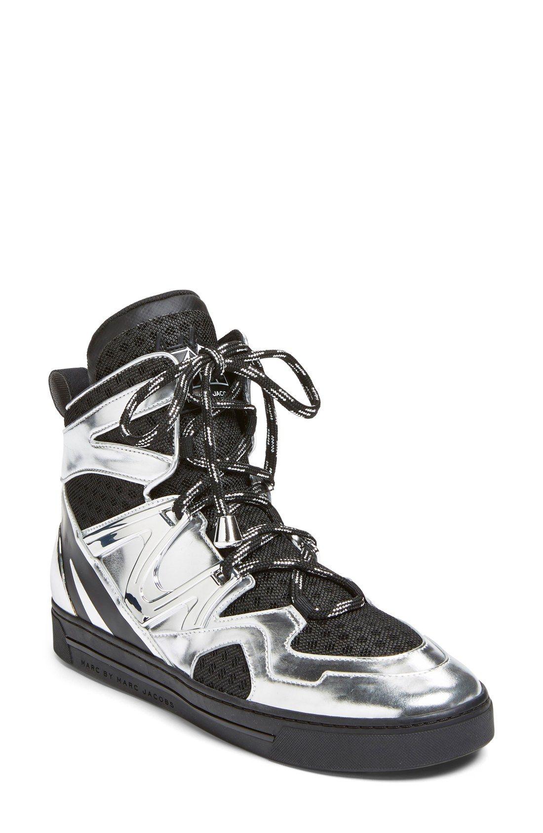 Chaussures - High-tops Et Baskets Marc Jacobs QDsqd