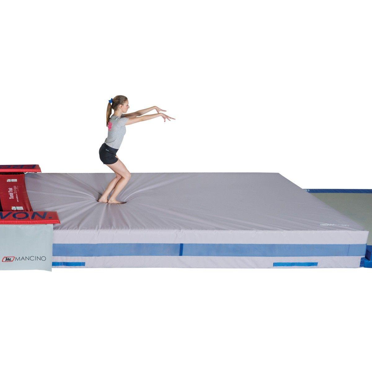 Tumbl Trak Soft Landing Mats Gymnastics Gymnastics Mats Gymnastics Equipment