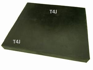 4 x 4 Jewelers Solid Rubber Bench Block
