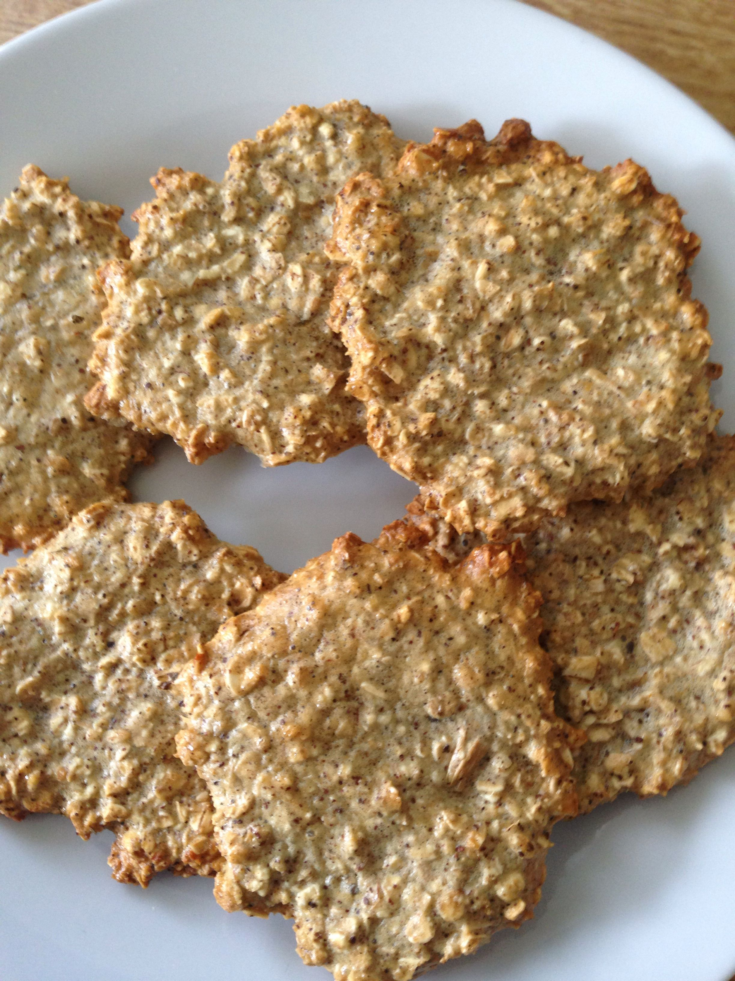 Slimming World Oat Biscuits Syn Free If Using 35g Oats As