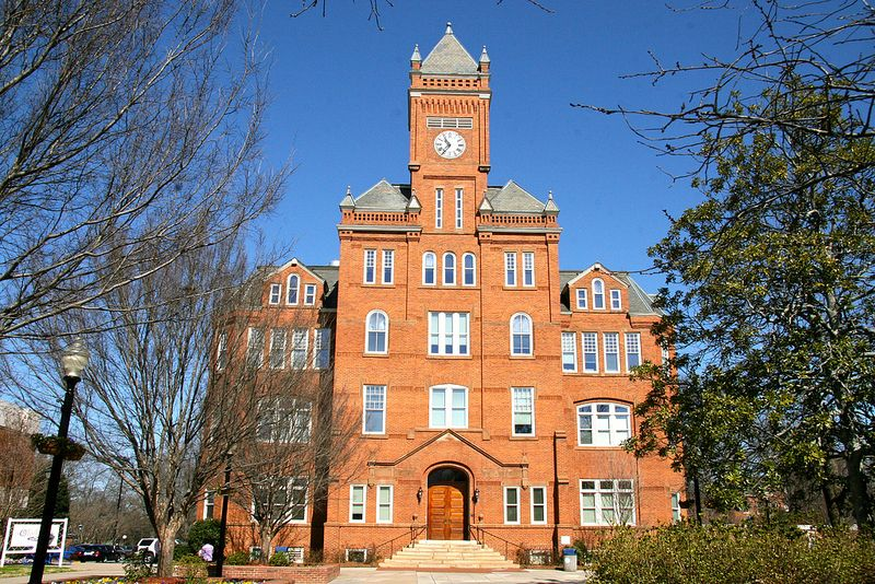Johnson c smith university smith university city building