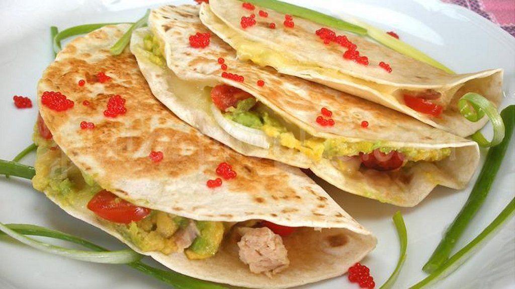 Todo lo que puedes hacer con una tortilla de trigo | Cocinar en casa es facilisimo.com