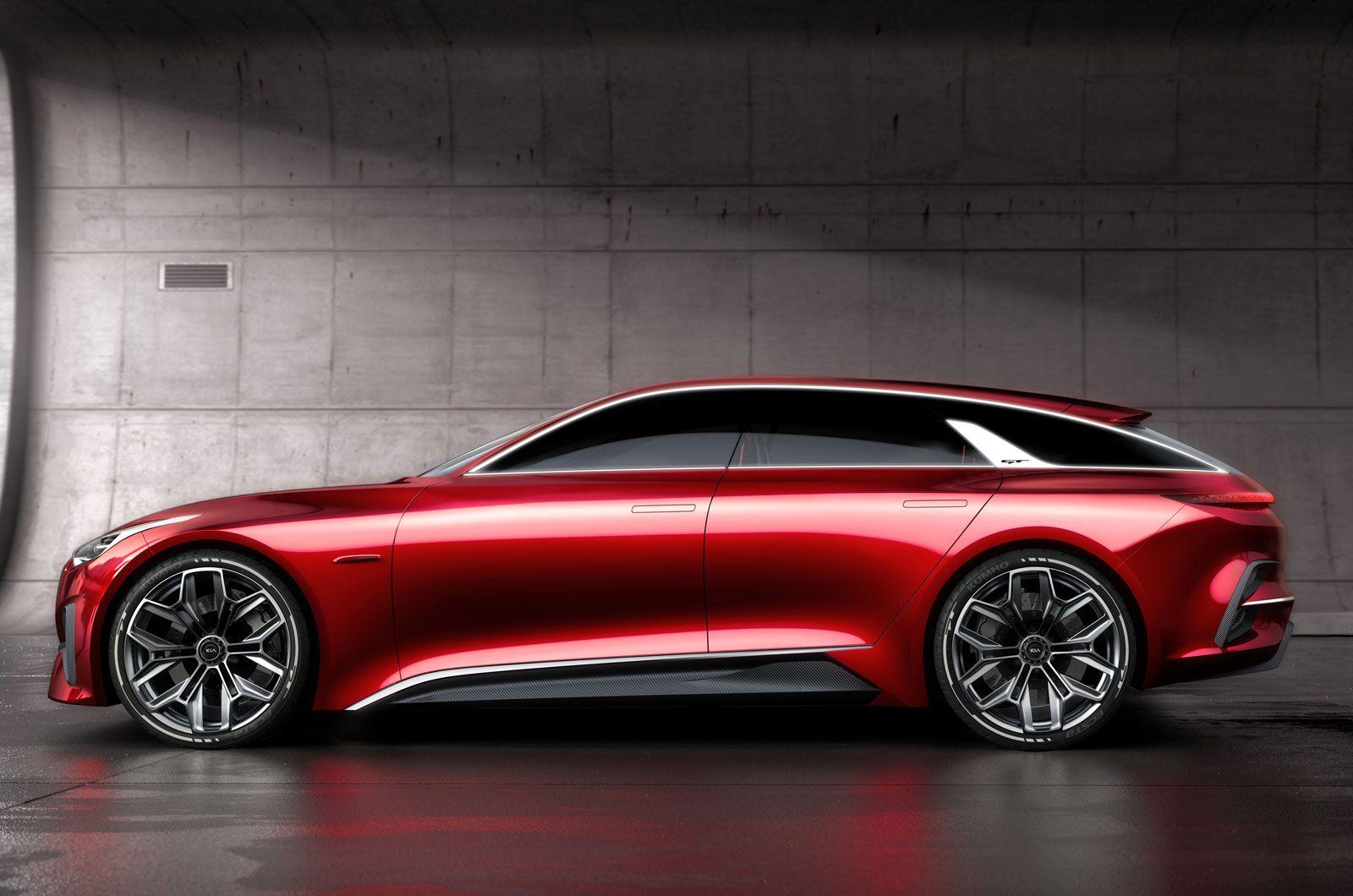 Kia Proceed Shooting Brake Concept On Show At Frankfurt Motor Show 멋진 자동차 자동차