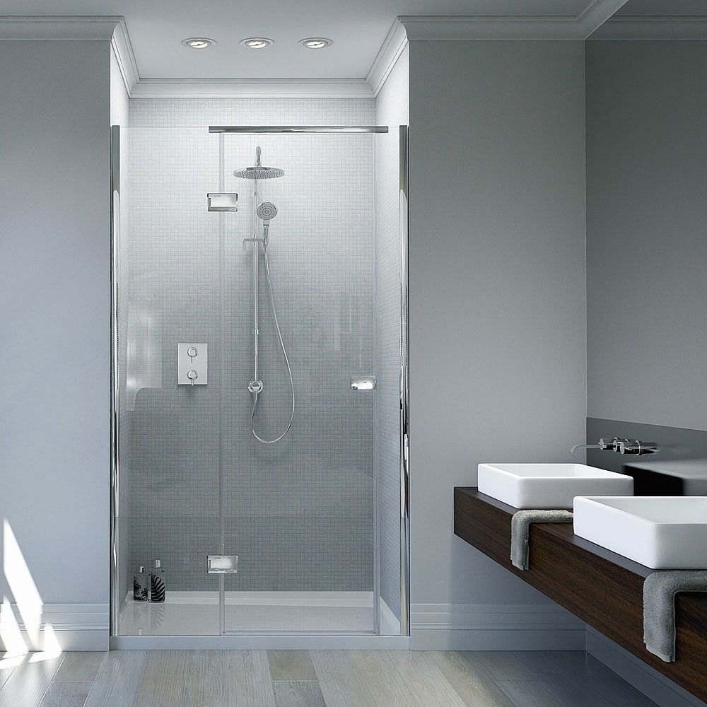 Matki New Illusion Recess shower enclosure. Click here for more ...