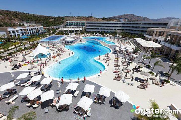 Princess Andriana Resort & Spa, Rhodes