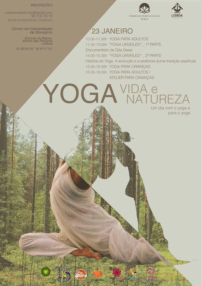 beautiful poster yoga design