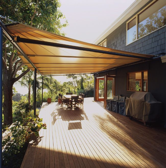 Shade cover back yard-Exterior Designs Ideas, Homes Metal Shed Kits on