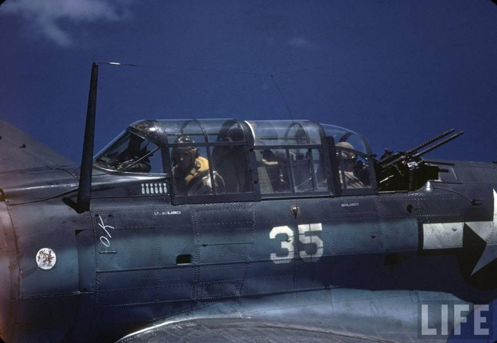 ORIGINAL WWII Aircraft in Color   Attention, heavy download