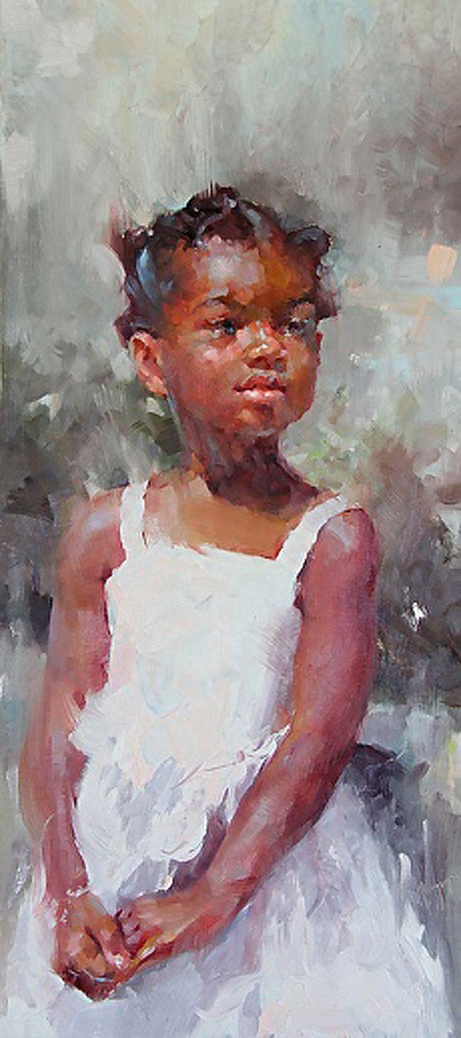 """Heart of Content"" Michael Maczuga (b. 1957), oil on"