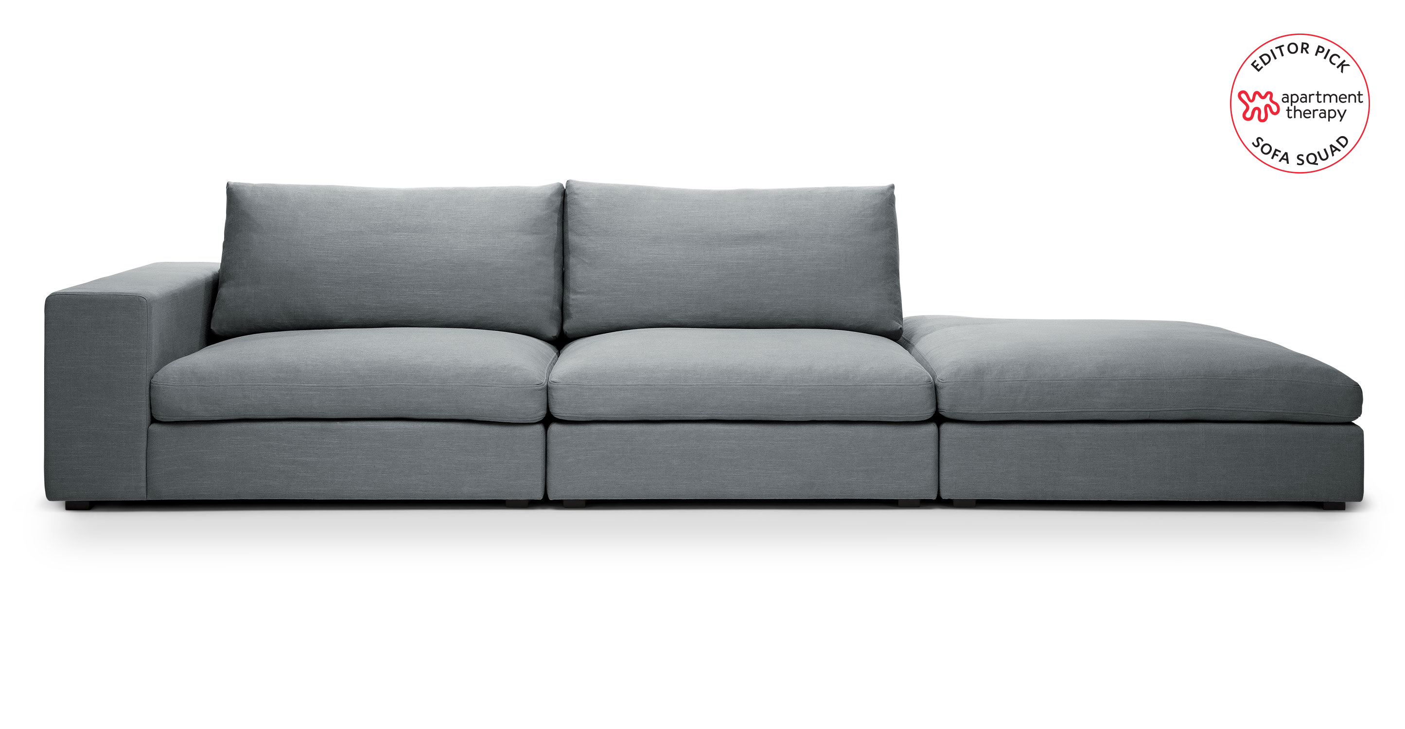 Reviewed: The Most Comfortable Sofas at Article | Furniture ...
