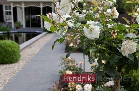 Exclusieve tuin vrijstaande woning