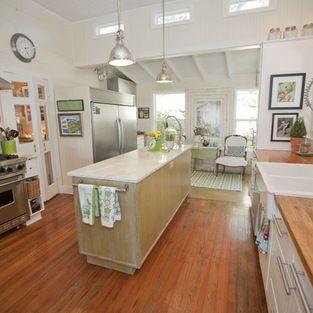 Kitchen Remodel - farmhouse - kitchen - austin - Van Wicklen Design
