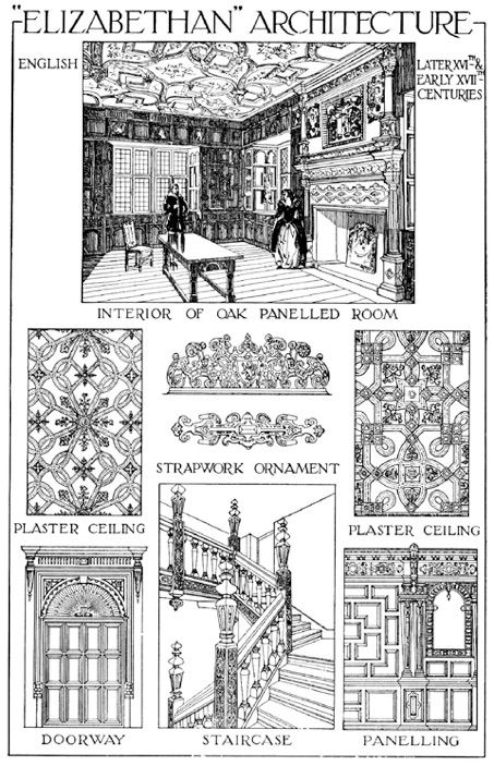 The Tudor Period Can Be Seen As A Turning Point In British Domestic Architecture