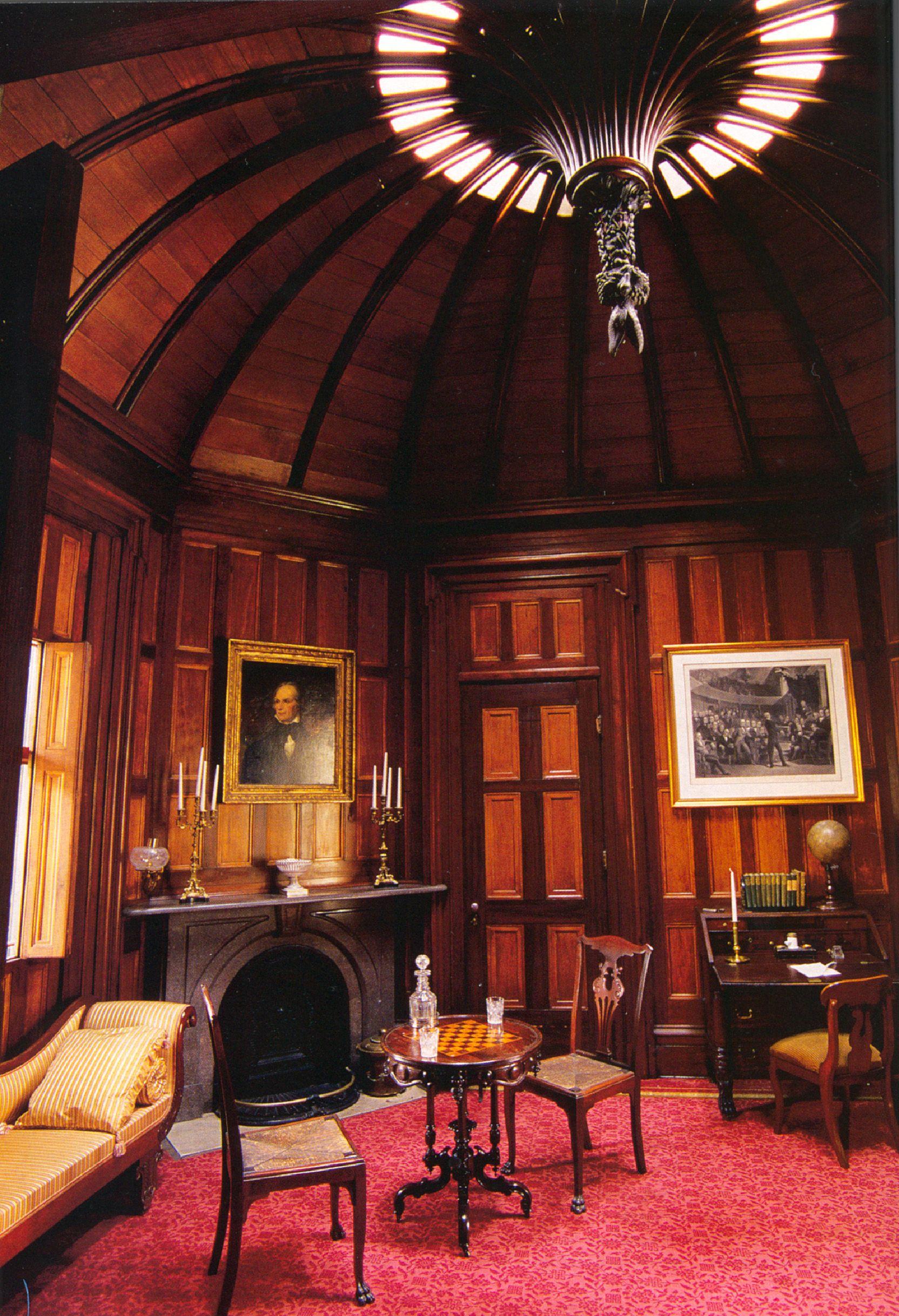 The Library Ashland The Henry Clay Estate Lexington Kentucky