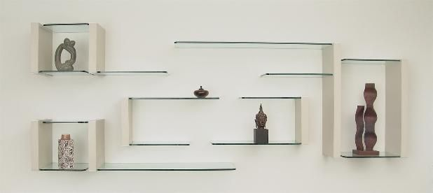 Glass Floating Shelves 100 Floating Shelves Perfect For Storing Your Belongings  Glass
