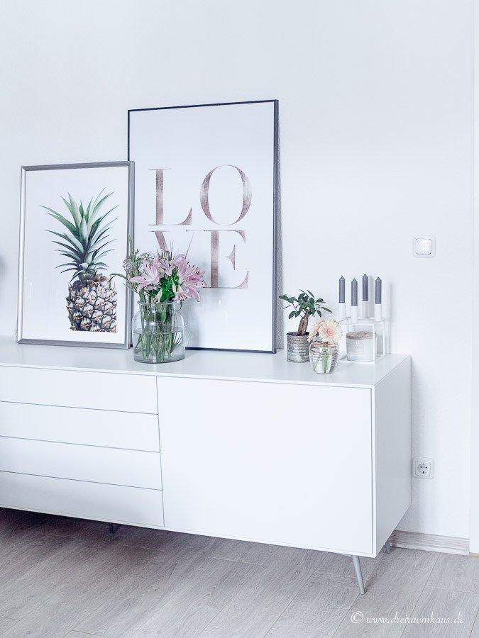 Genial Wohnzimmer Sideboard