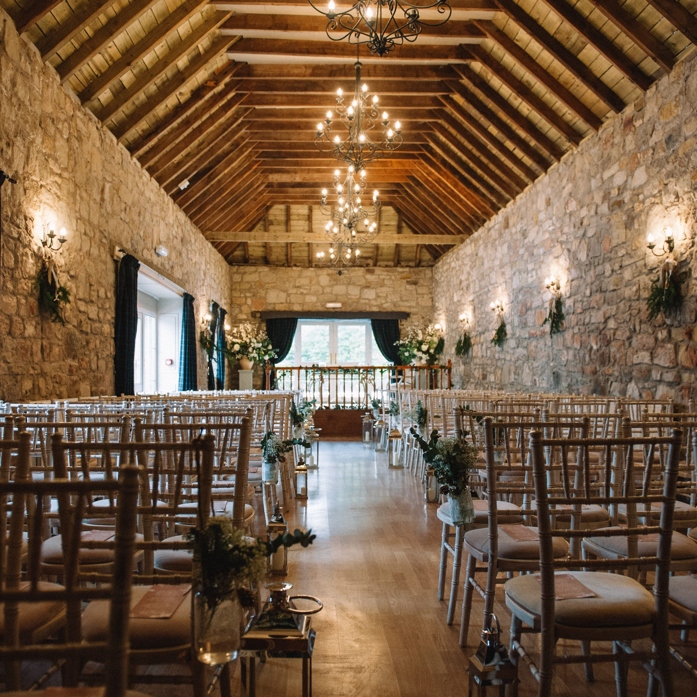 Beautiful Barn Weddings The At Harburn Provides A Tranquil And