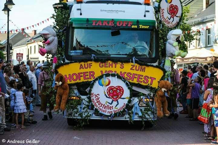 Hofer Volksfest 2015