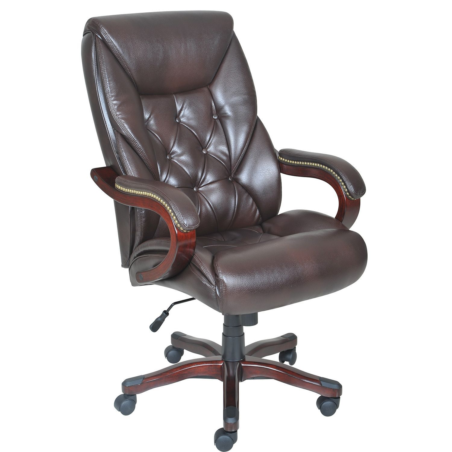 Lane Big Tall Bonded Leather Executive Chair 174 63 Sam S
