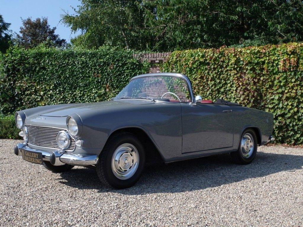 Nouveau 1961 Simca Aronde - Oceane   Classic Driver Market   Cabriolets JT-36