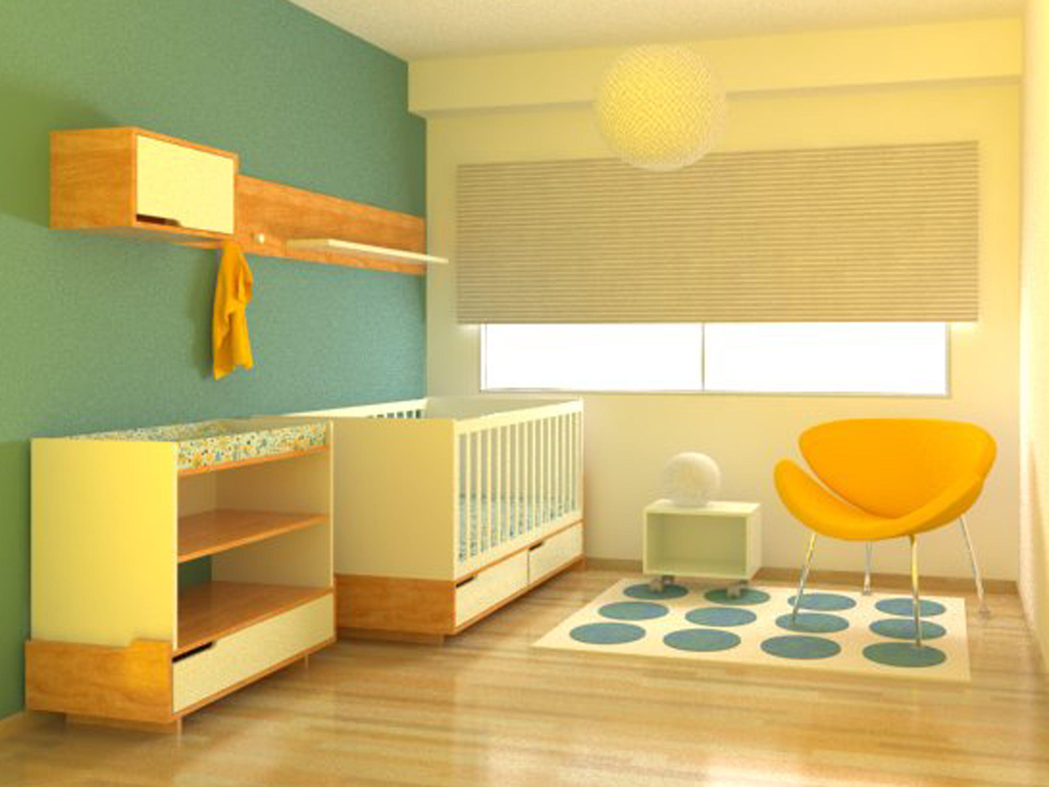 Muebles transformables: Cuna y Cambiador Malu Módulos varios | Línea ...