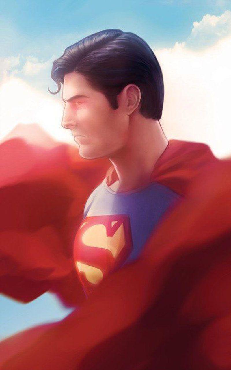 Superman Wallpaper 4k