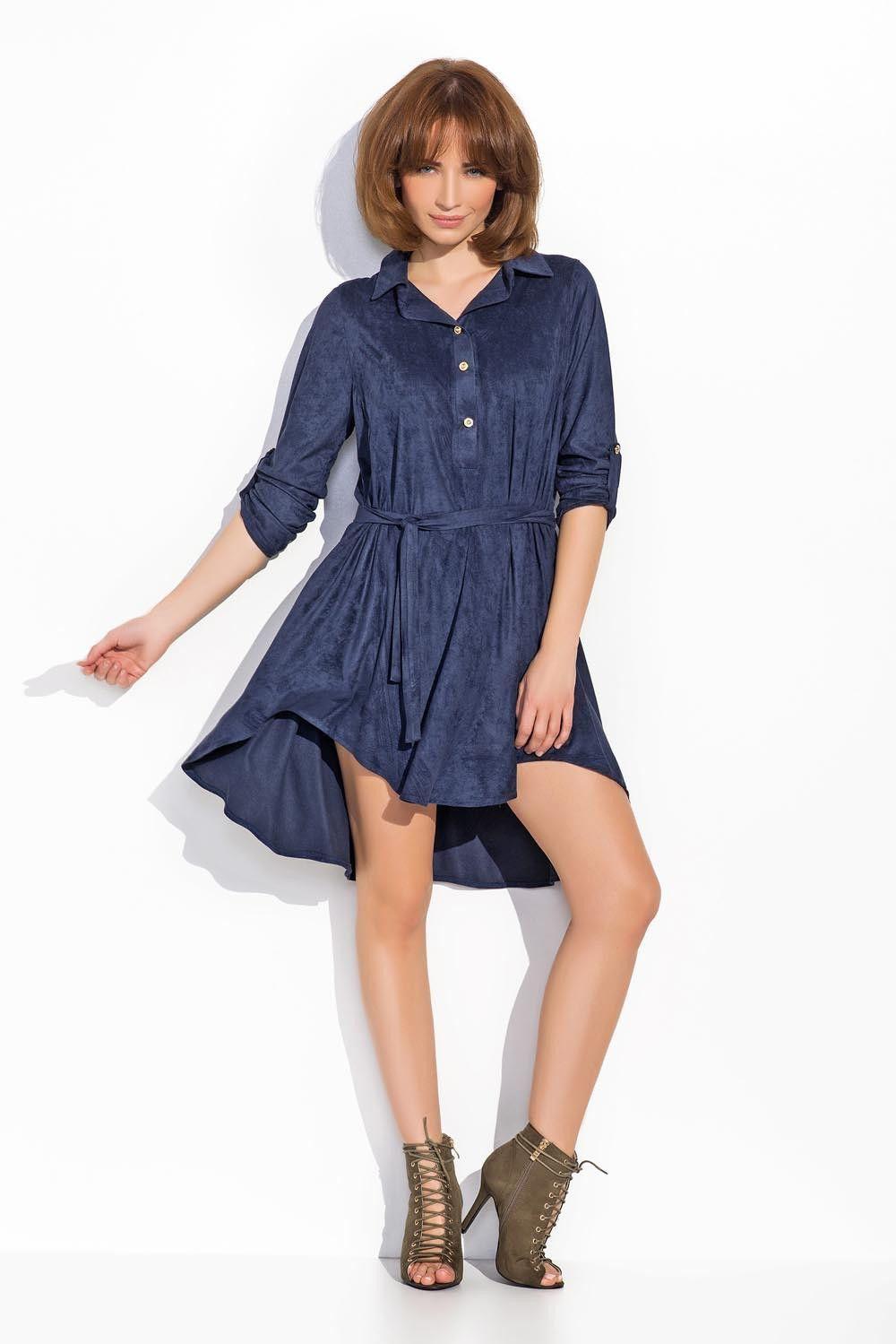 2fd5a161c311 Navy Blue Makadamia Dresses