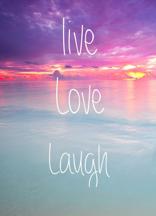Live Love And Laugh Magnetic Tips Love Laugh Quotes Laughing Quotes Wallpaper Quotes
