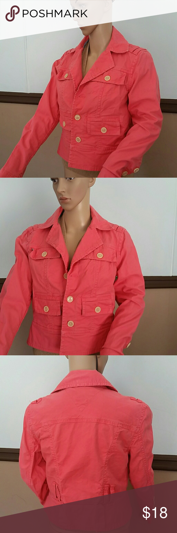 Tommy Hilfiger jacket Perfect condition no stains or rips Tommy Hilfiger Jackets & Coats