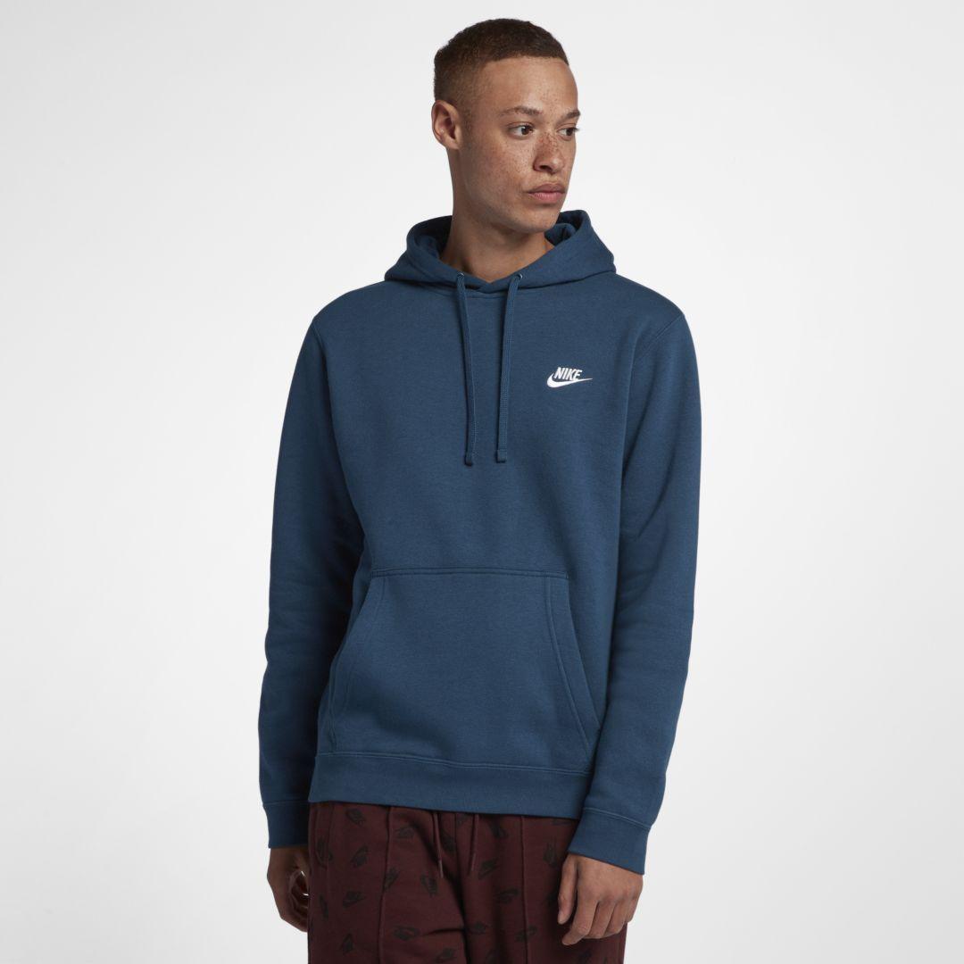 41bc893895d4 Nike Sportswear Club Fleece Men s Hoodie Size 2XL (Blue Force)