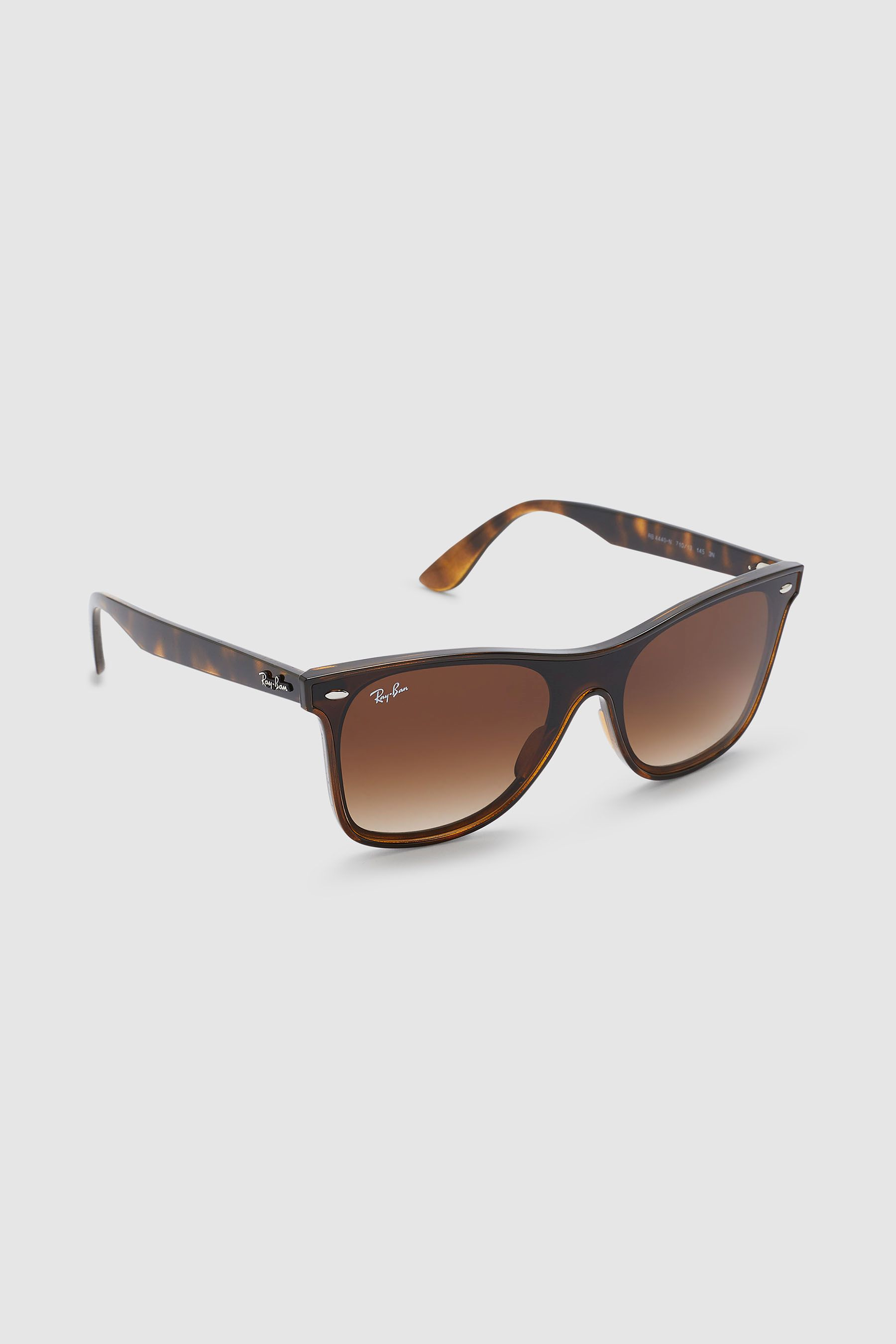 31eb7527b4ec2 Womens Ray-Ban Brown Blaze Wayfarer Sunglasses - Brown   Comprar USA ...