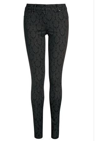 Http Www Next Co Uk Women Printed Skinny Jeans Recycle Old