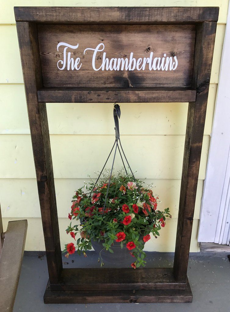 Hanging Plant Stand | Diy plant hanger, Hanging basket stand on Hanging Stand For Plants  id=12432