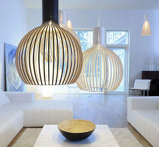 Lámpara Octo 4240 de Secto Design. Muebles de diseño. #lighting ...