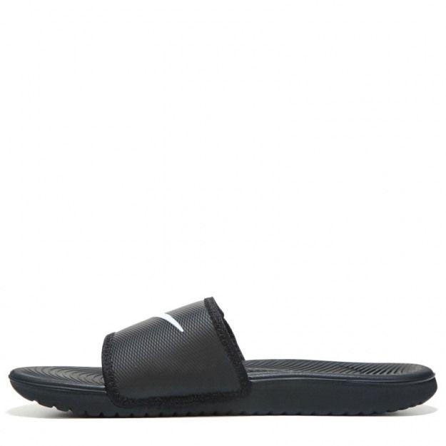 386f1e86817 Nike Men s Kawa Adjust Slide Sandals (Black White)  nikemen  nike ...